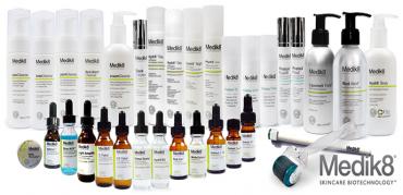 Medik 8 Ürünleri İle Özel Bakım Uygulamaları